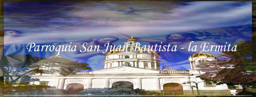 Parroquia San Juan Bautista - La Ermita