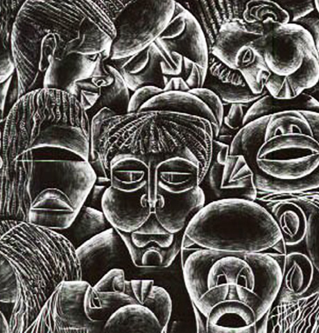 Eleutério Sanches, artista angolano