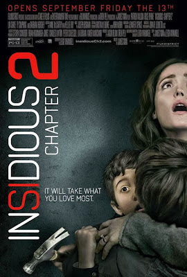 Insidious 2 movie poster medium