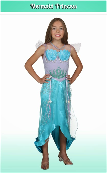 Buy Sexy Mermaid Costumes Online