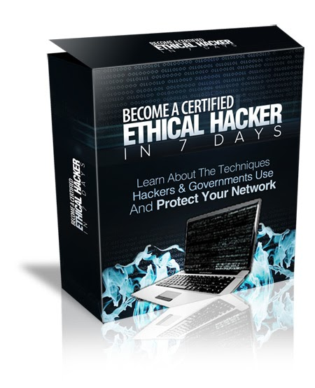 Free Download : CEH [ Certified Ethical Hacker Ebooks ] -