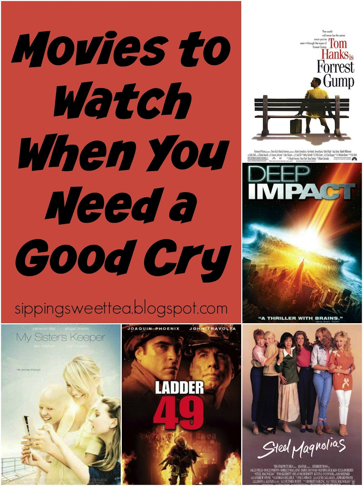 What movie to watch to cry