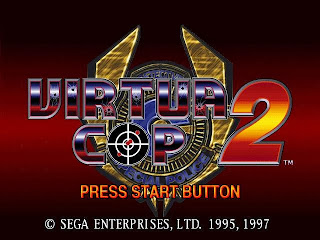 Virtua Cop 2 PC Game