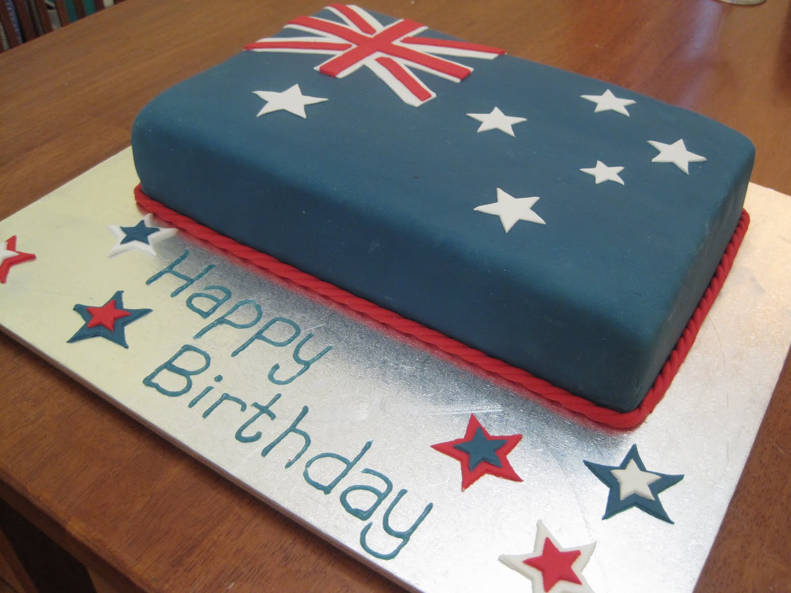 Image result for aussie birthday cake