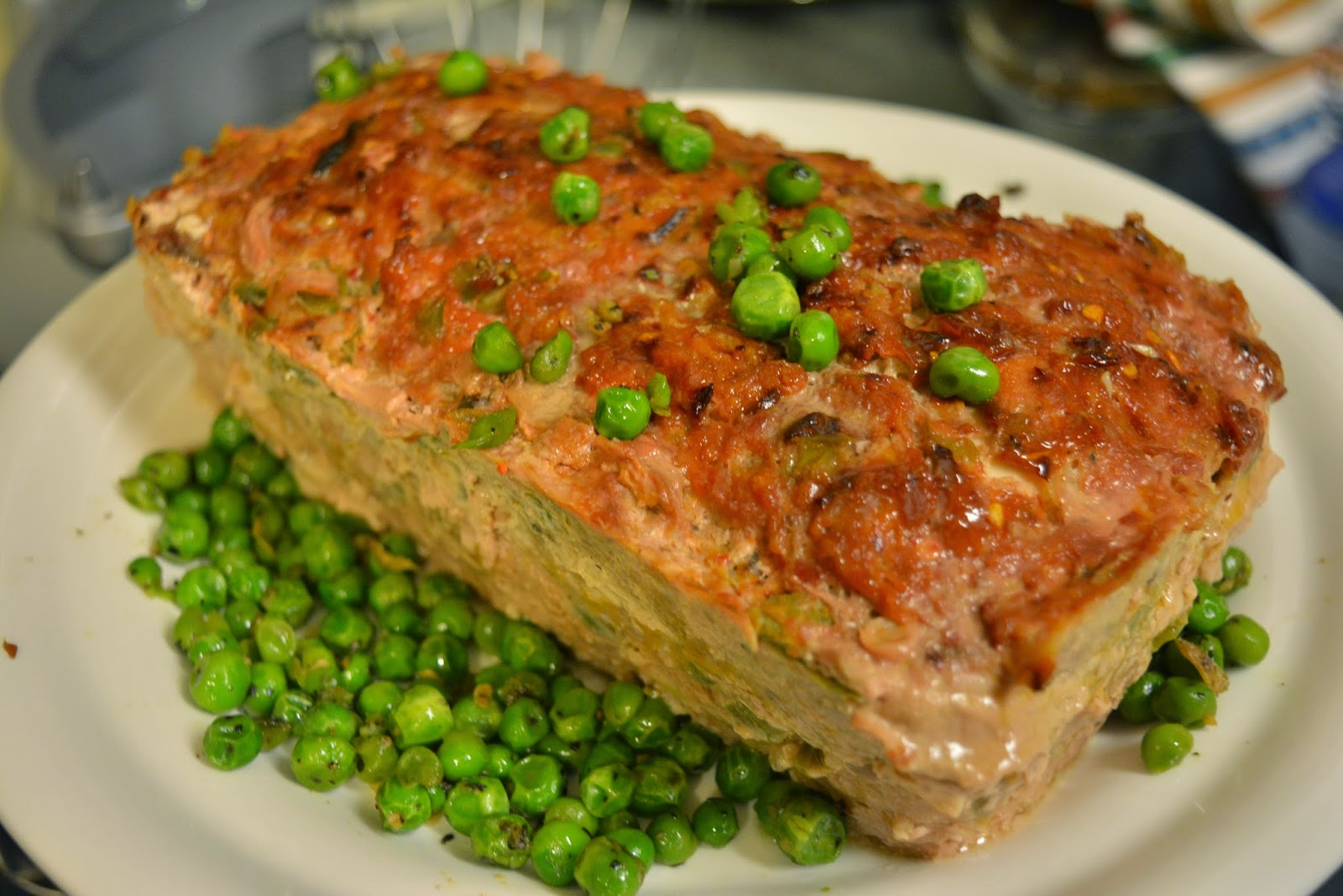 Bake-a-Mania: Emeril's Turkey Meatloaf
