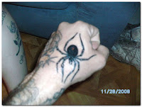 The Meaning of the Spider Tattoo