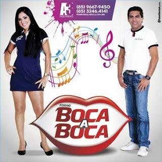 FORRO BOCA A BOCA PROMOCIONAL SET-2011 REPERTORIO NOVO