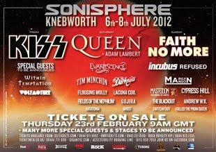 Suspendido el Sonisphere en el Reino Unido