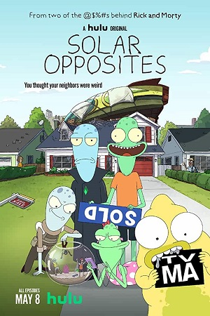 Solar Opposites (2020) S01 All Episode [Season 1] Complete Download 480p