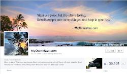 MyOwnMaui.com Facebook