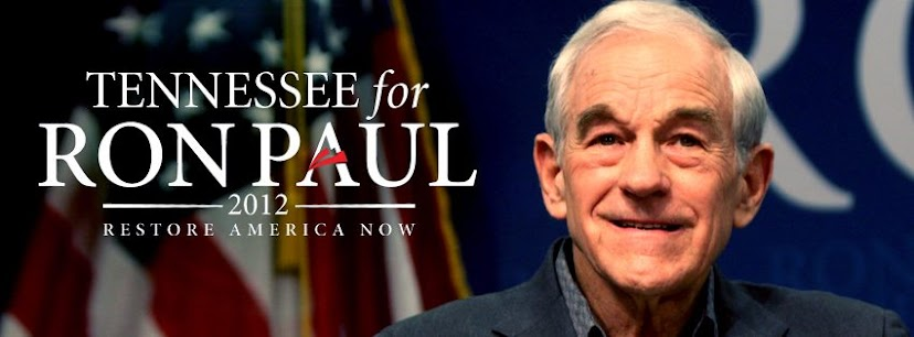 Tennessee for  Ron Paul 2012