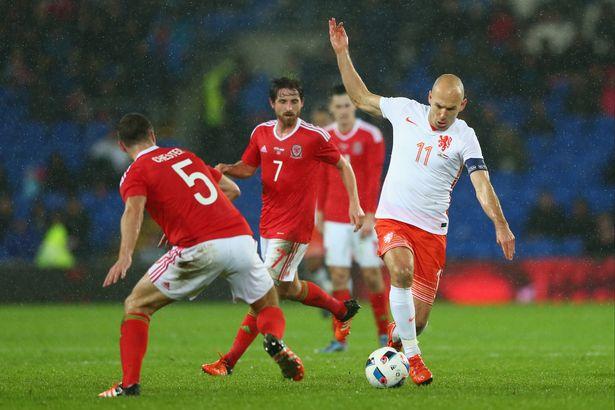 Hasil laga Wales 2-3 Belanda
