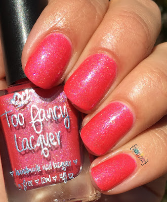 Too Fancy Lacquer Passion Fruit Daquiri