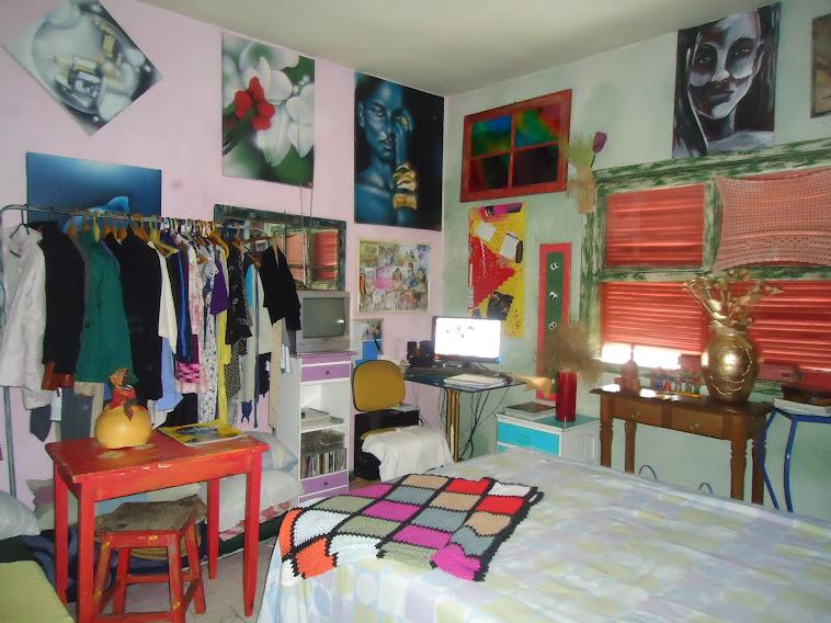 ... meu quarto