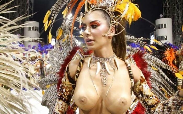 бразильского карнавала эротические фото