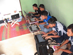 Kursus Komputer di HeRo Smart Community