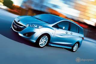 Car Reviews Mazda 5 4WD