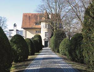Casa de Jung en Zurich