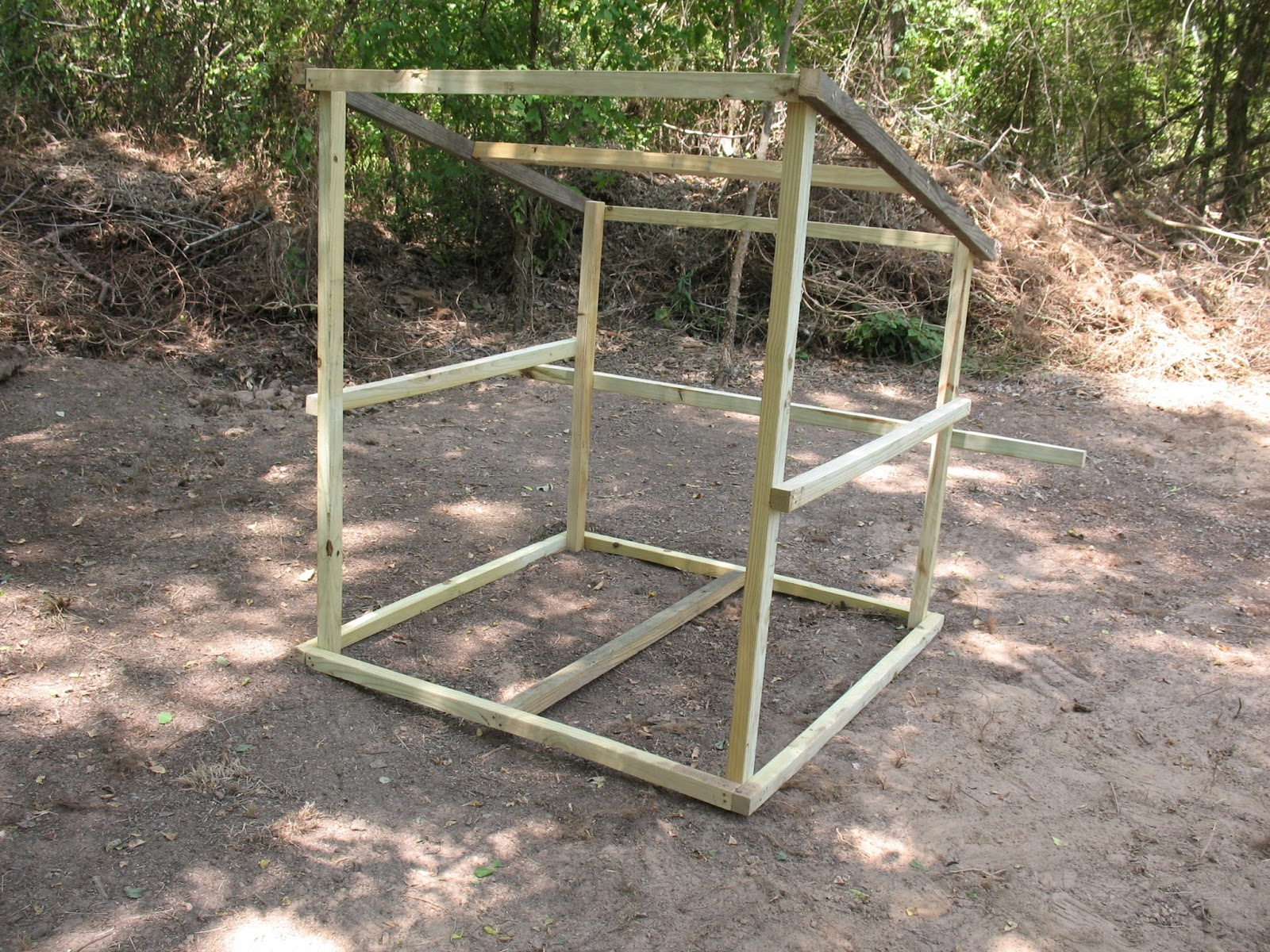 Diy Portable Shelter : Sensible survival build a portable goat shed