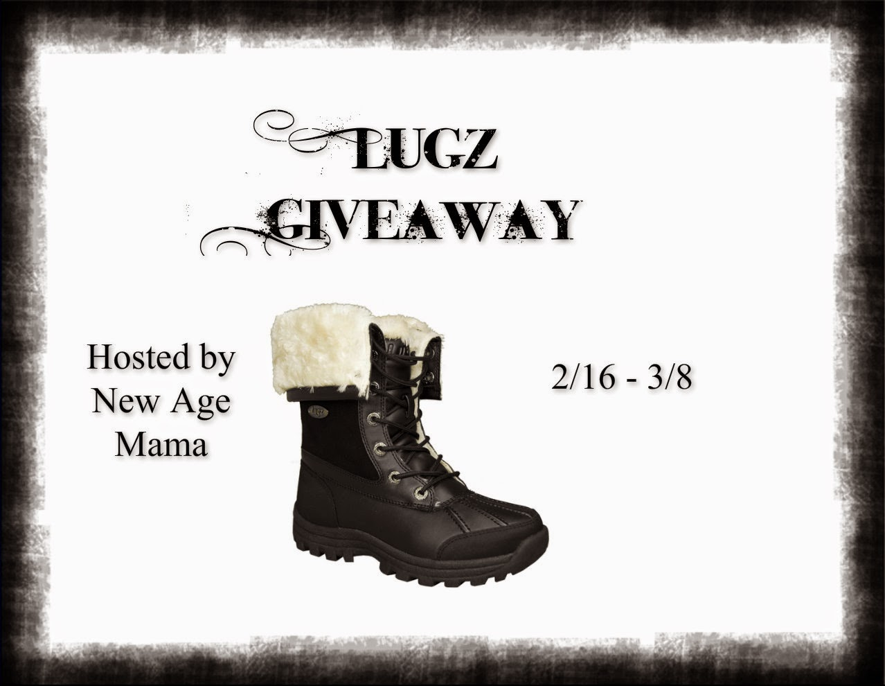 Enter the Lugz Tambora Boots Giveaway. Ends 3/8.