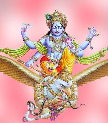毗湿奴神 Lord Vishnu
