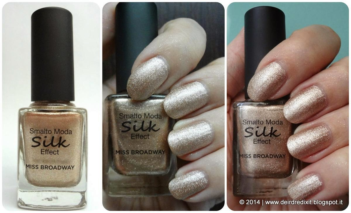 Swatch smalto Bronze Silk Effect Miss Broadway