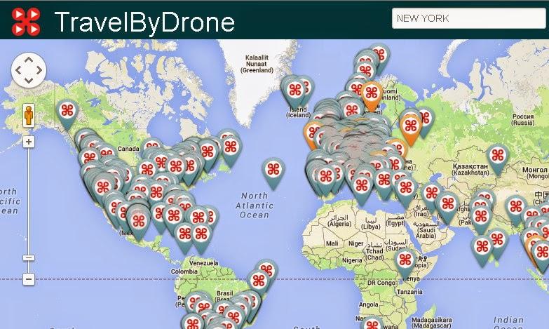 VÍDEOS DE DRONES