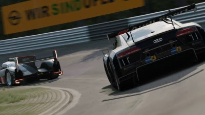 Gran Turismo Sport (Game) - Announcement Trailer (PGW 2015) - Screenshot