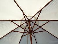 Fond d'écran juillet / août 2011 - Parasol à Majorque (Baléares)