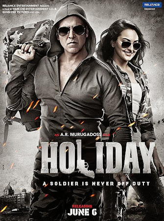 Holiday (2014) Watch Online Full Movie Free Download Hindi Movie DVDScr