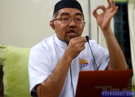 Video Tentang Boikot Mcdonalds Dan Barangan Israel Dr. Hafidzi Mohd Nor