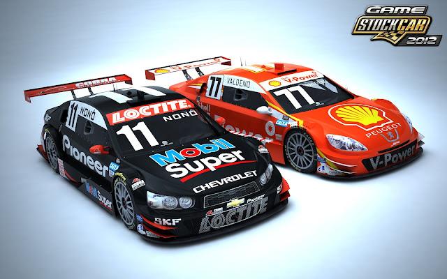 Imagen stock cars 2012