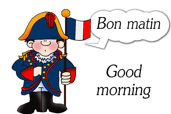 Good Morning French Greetings : How to say good morning ธันวาคม