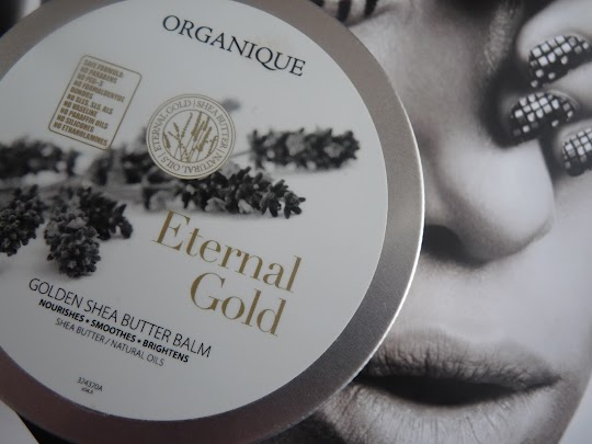 Organique Golden Shea Butter Balm