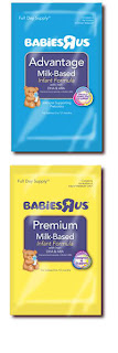 Free Babies R Us Infant Formula Samples