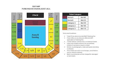 Konsert Maroon 5