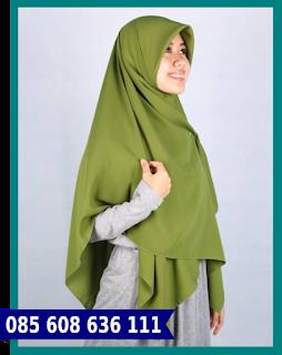 hijab segi empat lebar