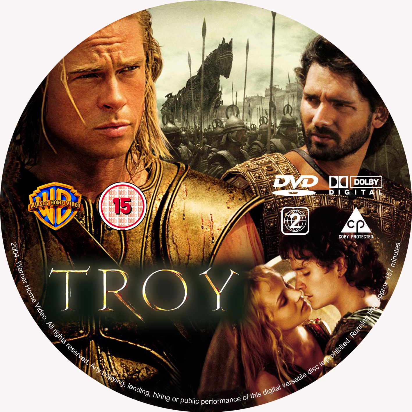 a comparison of the troy a movie by wolfgang petersen and the iliad a poem by homer Heroes wolfgang petersen's troy  homer's appalling physical directness would seem to make him a natural for movies, but his way of joining together tenderness and cruelty, his.