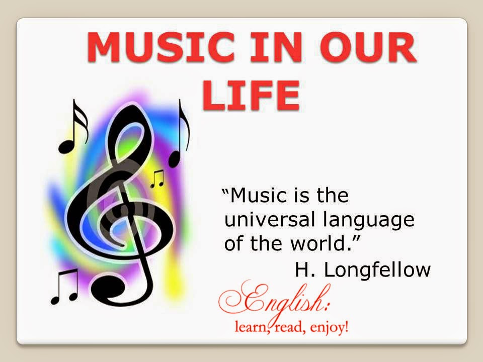 music is part of our life 9 ways music can improve your life eric barker  but can we really use scientific research on music to improve our  for the most part, it seems music decreases.