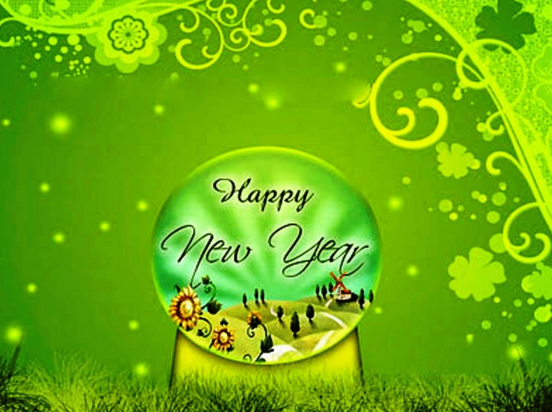 Happy New Year in India