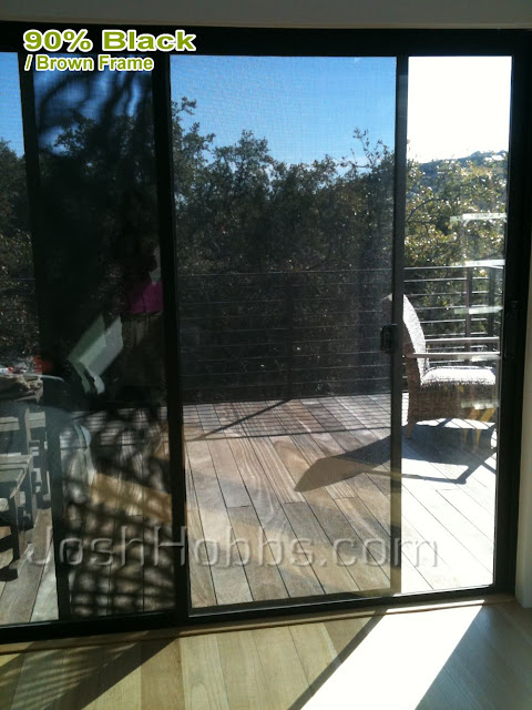 Josh Hobbs Austin Texas Solar Screen Services Can