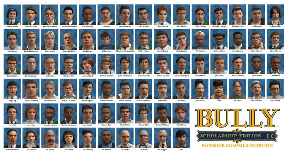 BullyBr: Ajuda-Yearbook Photos 100%
