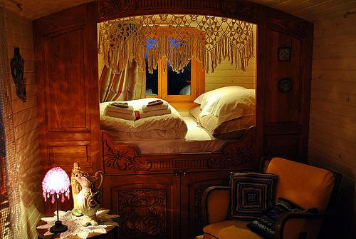 Bohemian Valhalla Le Presbytere Gypsy Vardo Dreams