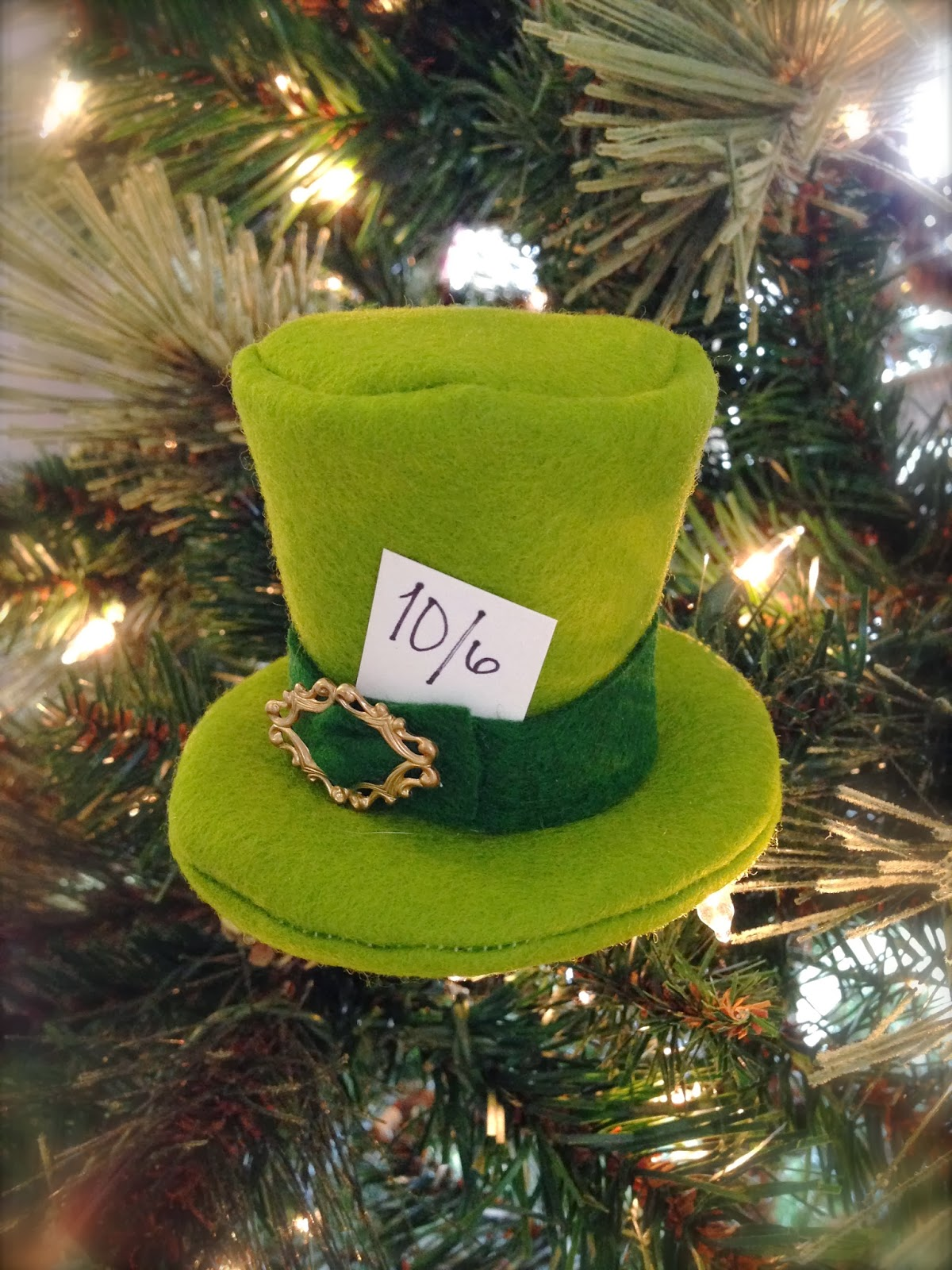 Merryweather\'s Cottage: DIY Disney 12 Days of Christmas Ornaments ...