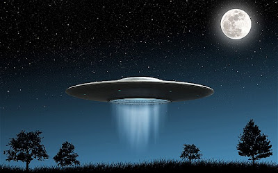 UFO Undefined Flying Object - 10 Keajaiban Alam Yang Misterius
