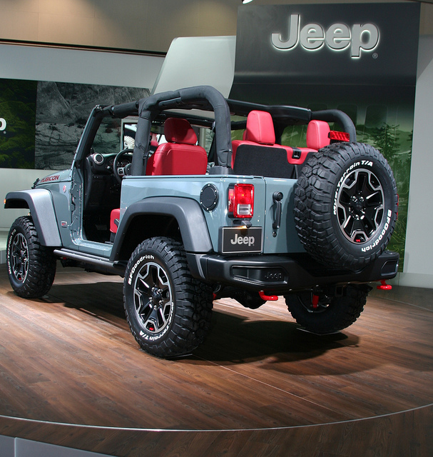 2013 Jeep Wrangler available from Leo Muller Brisbane