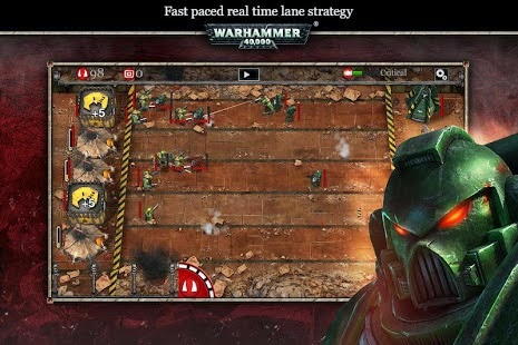 WH40K Storm Of Vengeance android game