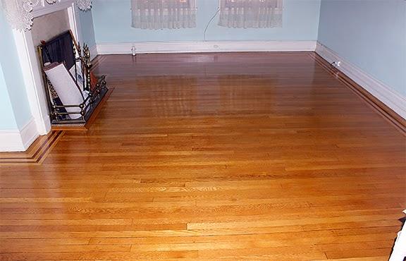No Dust Hardwood Floor Refinishing, NYC