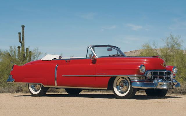 キャデラック・60スペシャル 初代-第4世代 | Cadillac Sixty Special (1938-53)