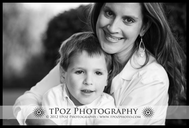 Mother Son Portrait Towson